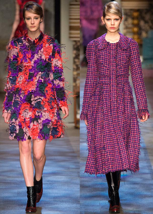 Самые теплые платья осень-зима 2015-2016
